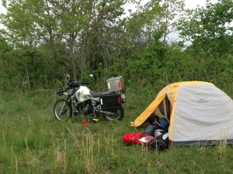 oklahoma camp spot