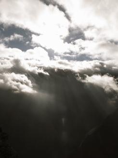 le ciel
