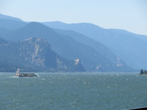 gorge barge