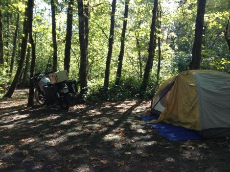 st. helen's camp