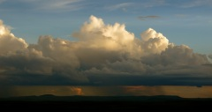 cloud wall between different worlds, Zacatecas