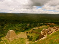 Ruinas, La Quemada, Zacatecas