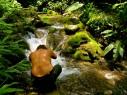 jungle bath, Xilitla, San Luis Potosí