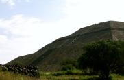 Sun Pyramid, Teotihuacan