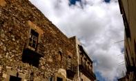 balcony life, Real de Catorce, San Luis Potosí