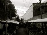 wednesday markets, Tlalpan, Mexico City