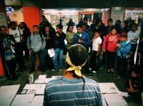 inspirator, Mexico City