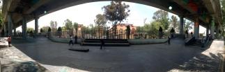 JFK skatepark, Mexico City
