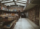 bibliogarage, Coyoacan, Mexico City