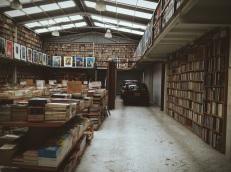 bibliogarage, Coyoacan, Mexico City