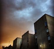light houses, Tlalpan, Mexico City