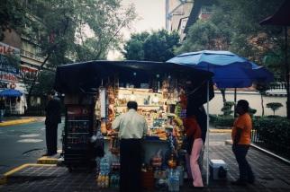 botanas, Mexico City