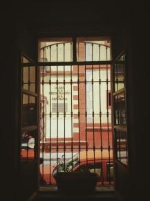 window bars, Querétaro, Querétaro
