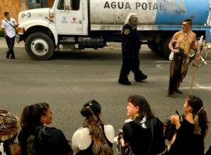 spontaneous drama, Querétaro, Querétaro
