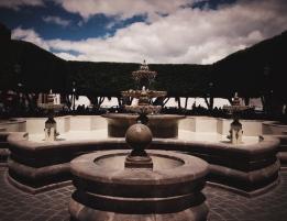 fancy fountain, Querétaro, Querétaro