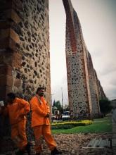 keepers of the arcos, Querétaro, Querétaro