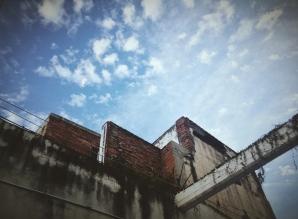moldy bricks, Querétaro, Querétaro
