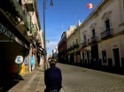 watching the world go by. Puebla, Puebla