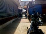 motorcycle alley. Puebla, Puebla
