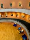 swirly, artsy, university, library. Puebla, Puebla