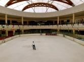 ice skating is not that popular in Mexico. Puebla, Puebla
