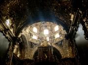 a shiny memorial of annexation, greed and slavery. Puebla, Puebla