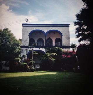 generational home. Atlixco, Puebla