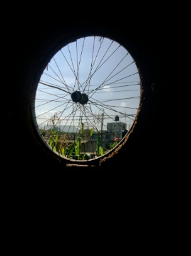 wheel window. mexaneering at its finest
