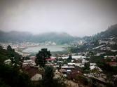lake town, Chiapas