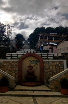 somebody loves somebody else. San Cristobal de las Casas, Chiapas