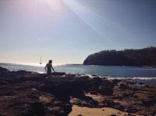 explorina de la costa, Playa Carbón, Costa Rica