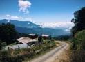 humble mountain town, Costa Rica