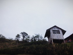 outhouse, Costa Rica