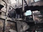 modern day ruins, Colon, Panamá