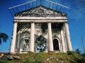 forgotten church of nature, Colon, Panamá