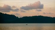 morning fisherman, Golfito, Costa Rica