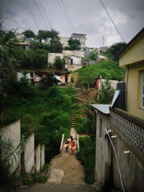 party in the hood, Huehuetenango, Guatemala
