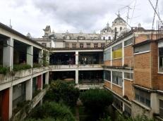 commercial and churcial, Quetzaltanango, Guatemala