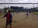 don't bother me, I'm goalieing, Quetzaltenango, Guatemala