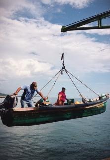 hooked, Puerto Libertad, El Salvador