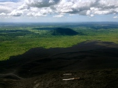 the green movement trying to encroach on volcanic liberty, Nicaragua