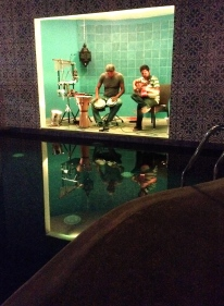 musical reflecting, Playa Potrero, Costa Rica