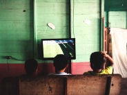 game day, Mata Palo, Costa Rica