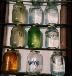 Do you believe that putting a message, whether positive or negative, on a bottle of water will affect the water, or change the effect that the water has on the drinker? Ecoaldea Feliz, Cundinamarca