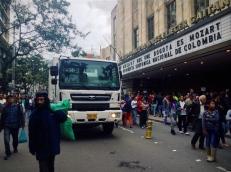 Unificación mozartiano de basureros y botaderos, Bogotá