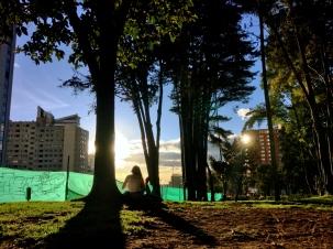 Happy sadder day, Bogotá