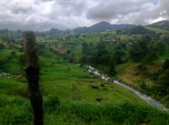 fairyland back country of Antioquia