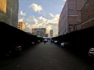 Medellín parking lots make for pretty lighting