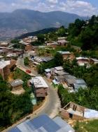 Snake road, Medellín