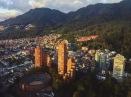 The beautiful neighborhood, containing the beautiful people, that shared beauty with me, La Macarena, Bogotá